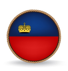 Liechtenstein seal vector
