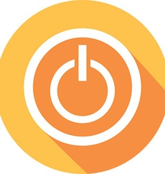 Restart Icon vector image vector image
