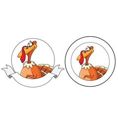 turkey banner vector image