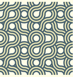 Seamless striped abstract pattern background vector