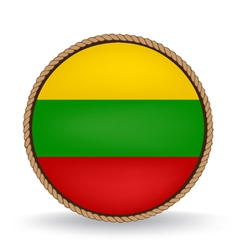 Lithuania seal vector