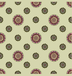 Abstract east seamless pattern background vector