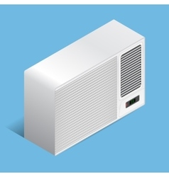 Airconditioner vector