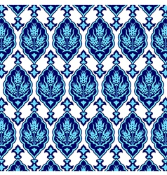 background with seamless pattern one vector image