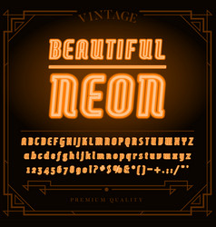 font tmp vector image