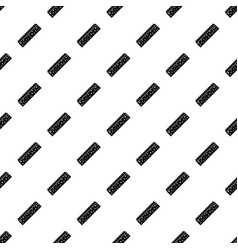 sponge for cleaning pattern vector image