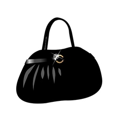 A hand Bag vector image