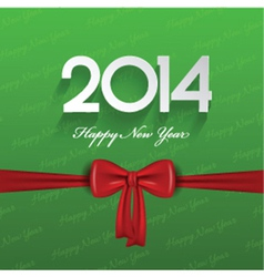 happy new year background 1710 vector image