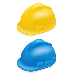 Hard hat vector image