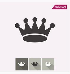 Crown - icon vector