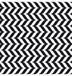 chevron arrow pattern background vector image