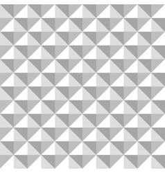 Minimalistic white pattern vector image