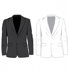 coats vector image vector image