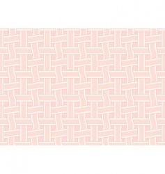 woven fabric texture vector image vector image