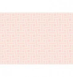 Woven fabric texture vector