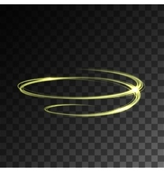 Neon blurry circles at motion vector
