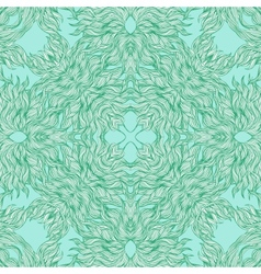 Luxury pattern with thin elegant lines vector