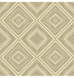 Repeating geometric tiles with rhombus vector image vector image