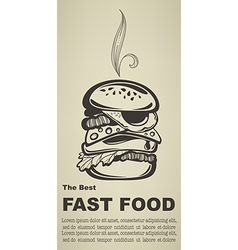 Best fast food vector