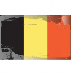 Belgium national flag vector