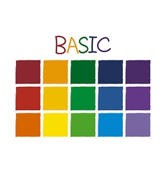 Basic color tone without code vector