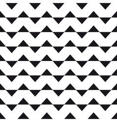 chevron triangle pattern background vector image vector image