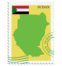 Mail to-from sudan vector