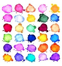 speech bubbles original vector image vector image