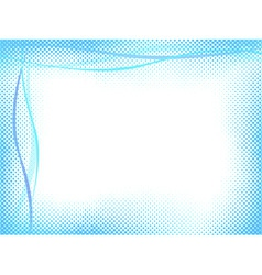 Vector abstract light halftone background vector