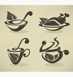 Food images vector