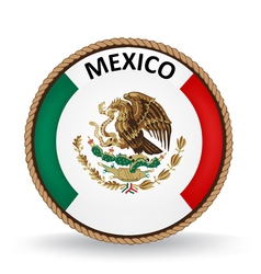 Mexico seal vector