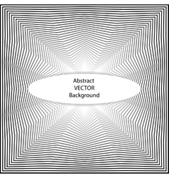 Abstract stripped geometric background vector image
