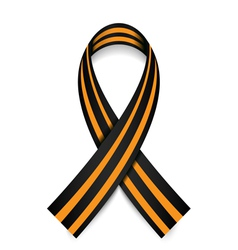 St george ribbon vector