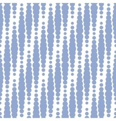 Geometric seamless pattern in pantone color of the vector