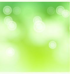 Abstract spring nature background blurred vector