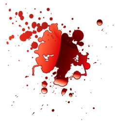 Blood reflection vector