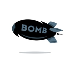 Bomb Cartoon vector image