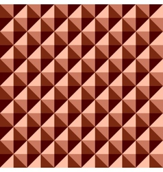Minimalistic red pattern vector image