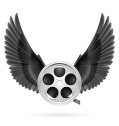 Cinema inspired vector image