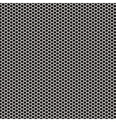 Black dots background vector