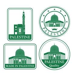 Palestine vector
