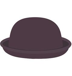 Purple hat vector