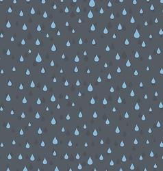Rain3 vector image vector image