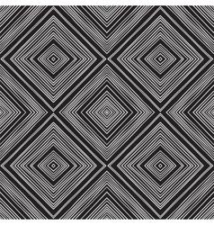 Repeating geometric tiles with rhombus vector