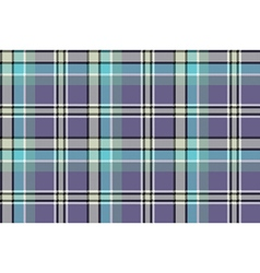 Blue gray check plaid pixeled seamless texture vector