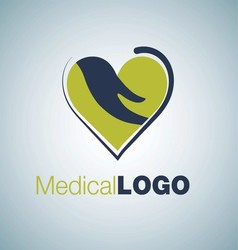 MEDICAL LOGO 2 vector image vector image