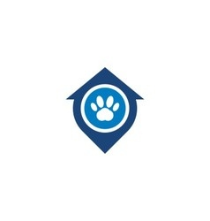 Pet Shop Logo vector image