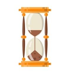 Sand clocks vector