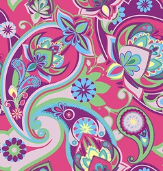 Paisley vector image vector image