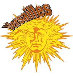 Versailles Logo vector image